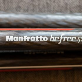 Manfrotto Befree GT Carbon Test