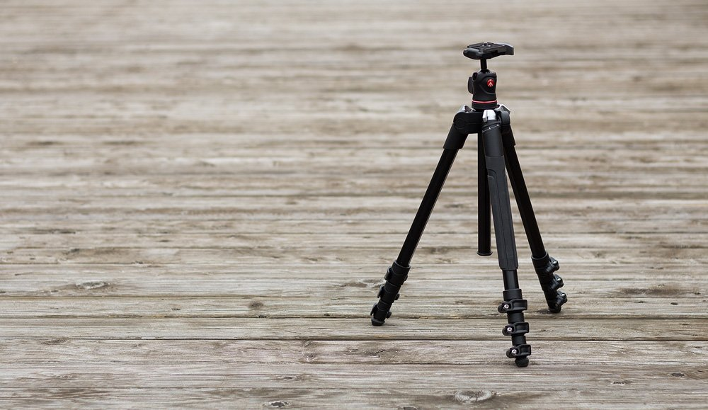 Manfrotto Befree Test
