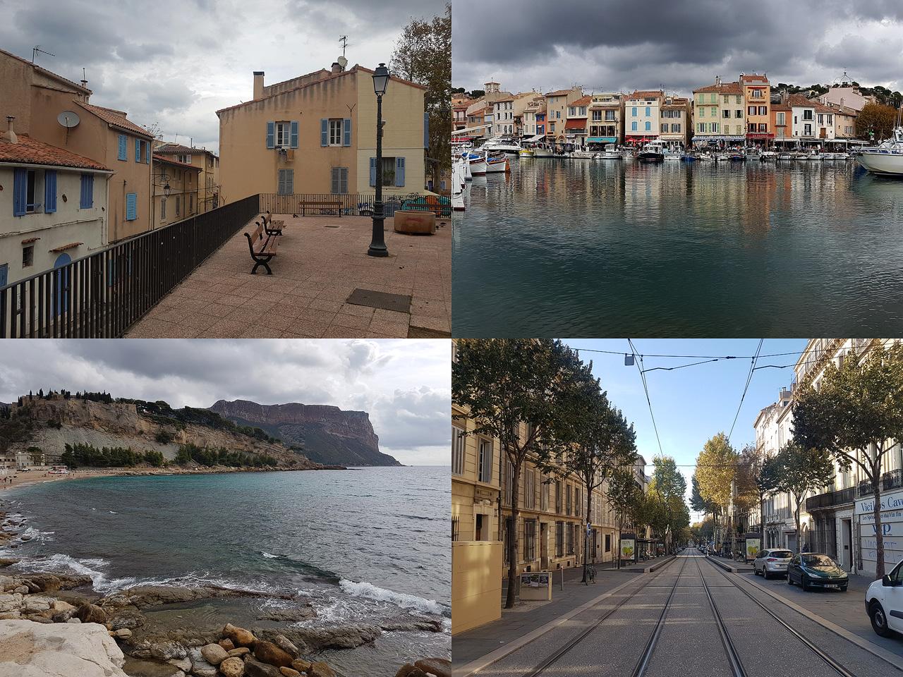 Ein paar Eindrücke aus Marseille