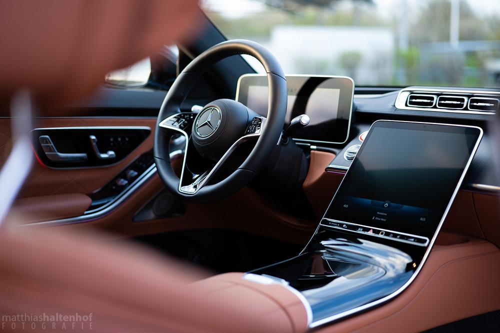 Mercedes S-Klasse (223) 01