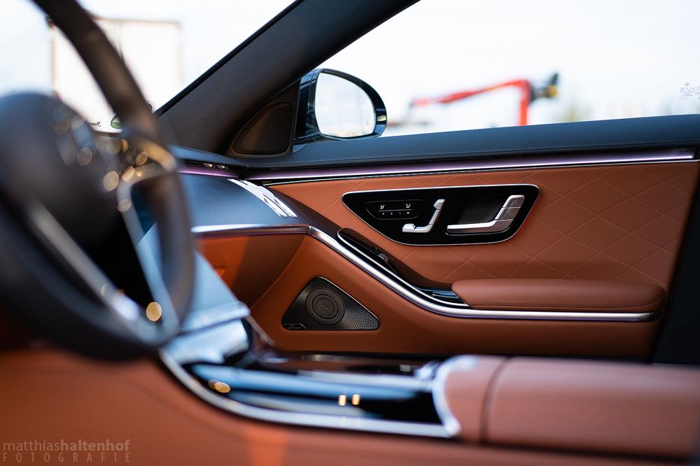 Mercedes S-Klasse (223) 03