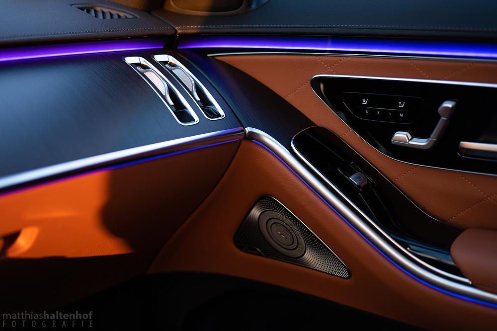 Mercedes S-Klasse (223) 07