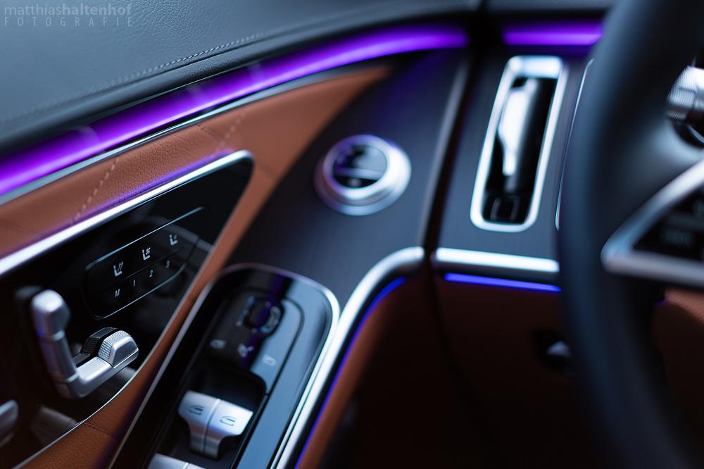 Mercedes S-Klasse (223) 09
