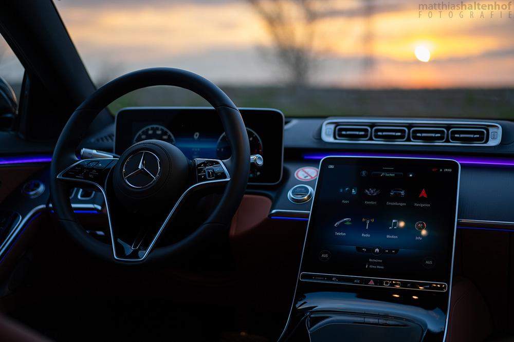 Mercedes S-Klasse (223) 11