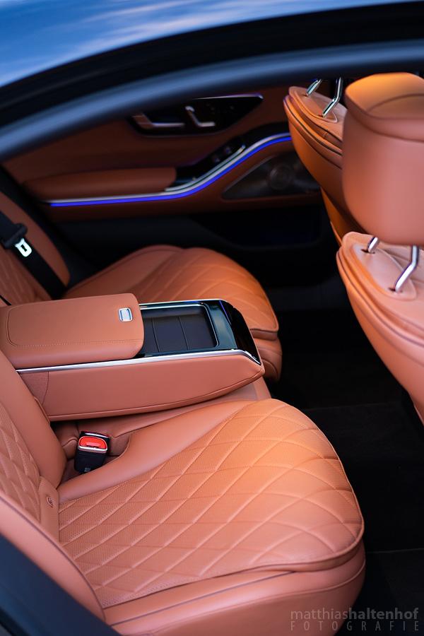 Mercedes S-Klasse (223) 12