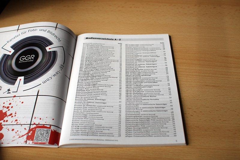 MFM Liste Medienverzeichnis