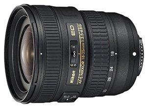 Nikon 18-35mm 1:3,5-4,5G ED