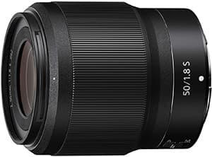 Nikon NIKKOR Z 50 mm 1:1,8 S