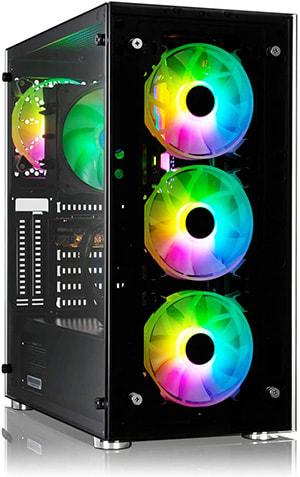 PC für Bildbearbeitung mit Lightroom und Photoshop