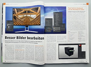 PC Games Hardware: Der ideale PC für Photoshop