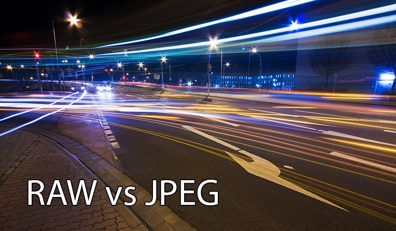 RAW vs JPEG