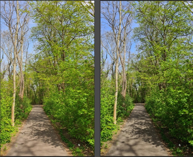 Samsung Galaxy S10 VS S20 - Vergleich Hauptkamera