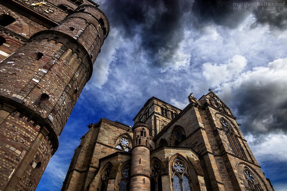 Süddeutschland Tour 01 - Liebfrauenkirche Trier