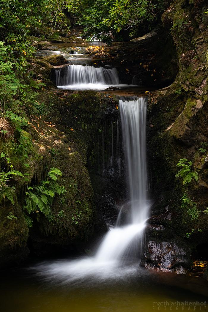 Süddeutschland Tour 02 - Geroldsauer Wasserfall