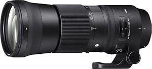 Sigma 150-600mm F5,0-6,3 DG OS HSM Contemporary