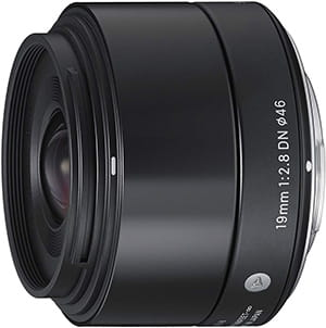 Sigma 19mm F2,8 DN Art für Sony E-Mount