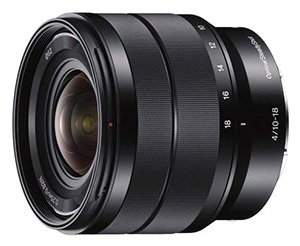 Sony FE 10-18 mm F4 OSS