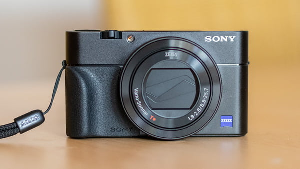 Sony RX100 VA Test