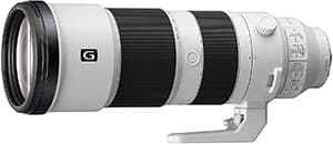 Sony FE 200–600 mm F5,6–6,3 G OSS