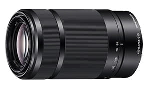Sony E 55-210 mm F4,5-6,3 OSS