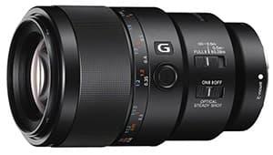 Sony FE 90 mm F2,8 Makro G OSS