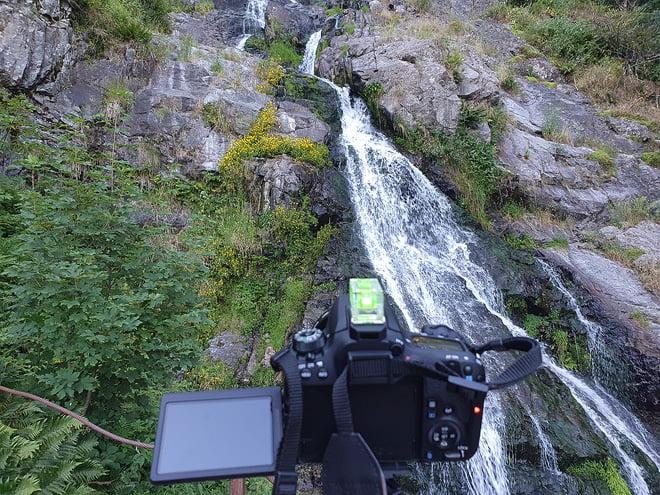 Untere Todtnauer Wasserfälle