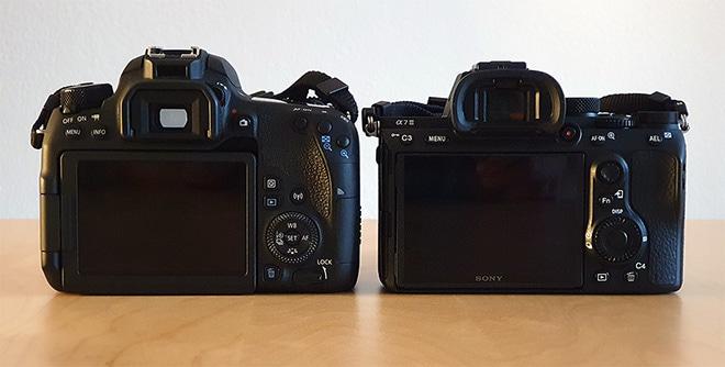 Systemwechsel von Canon zu Sony