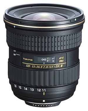 Tokina AT-X 11-16mm f/2,8 Pro DX II