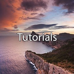 Tutorials Button