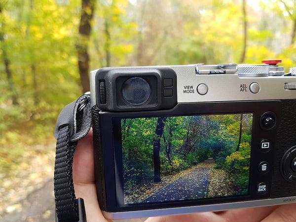 Im Herbst unterwegs mit der Fujifilm X100F