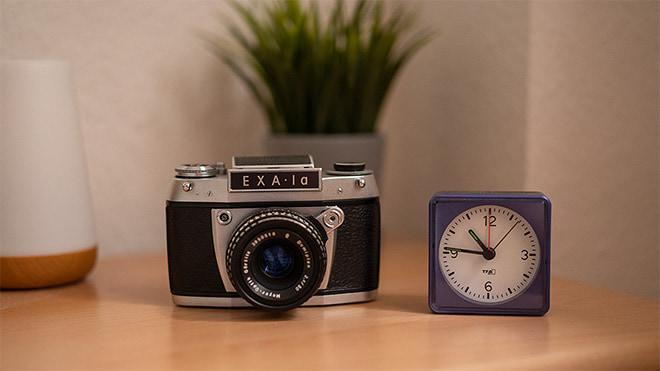 Zeit für Fotografie finden
